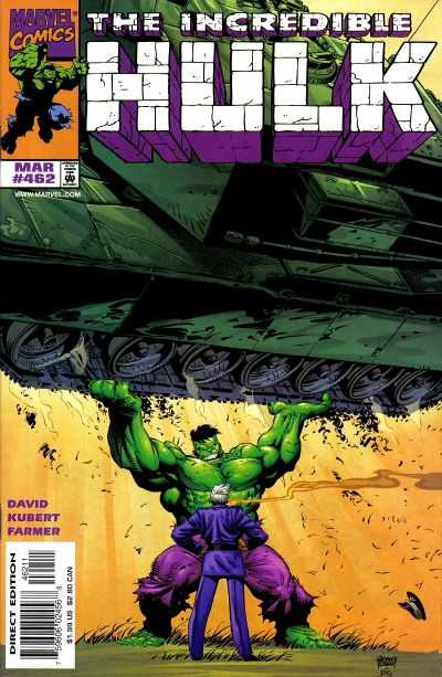 The Incredible Hulk #462