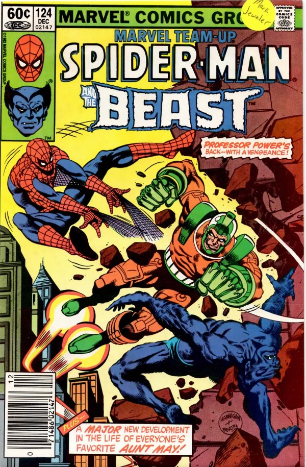 Marvel Team-Up #124