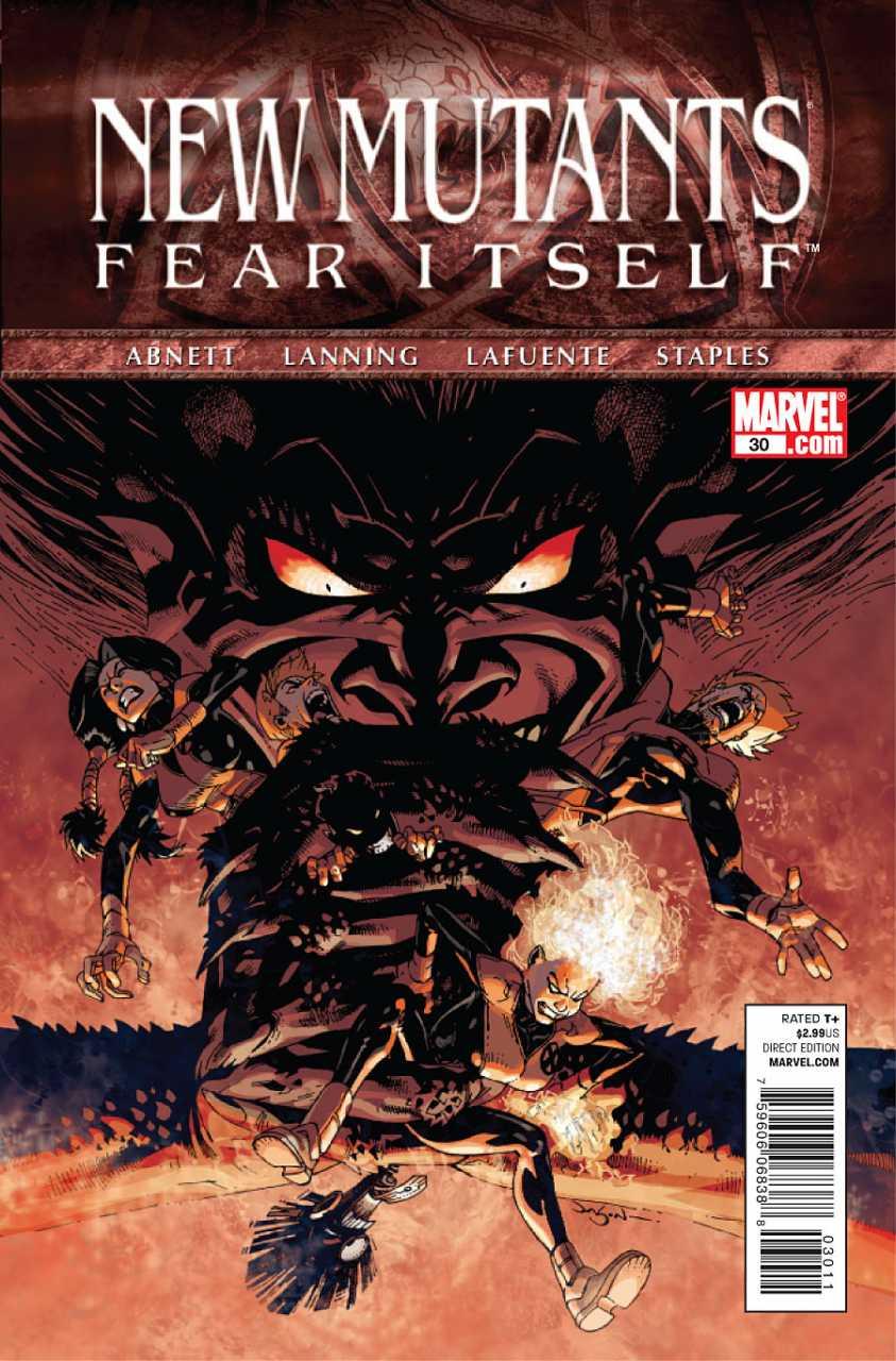 New Mutants #30