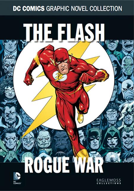 DC Comics Graphic Novel Collection Vol. 39 The Flash: Rogue War