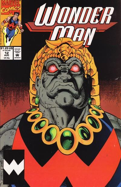 Wonder Man #12
