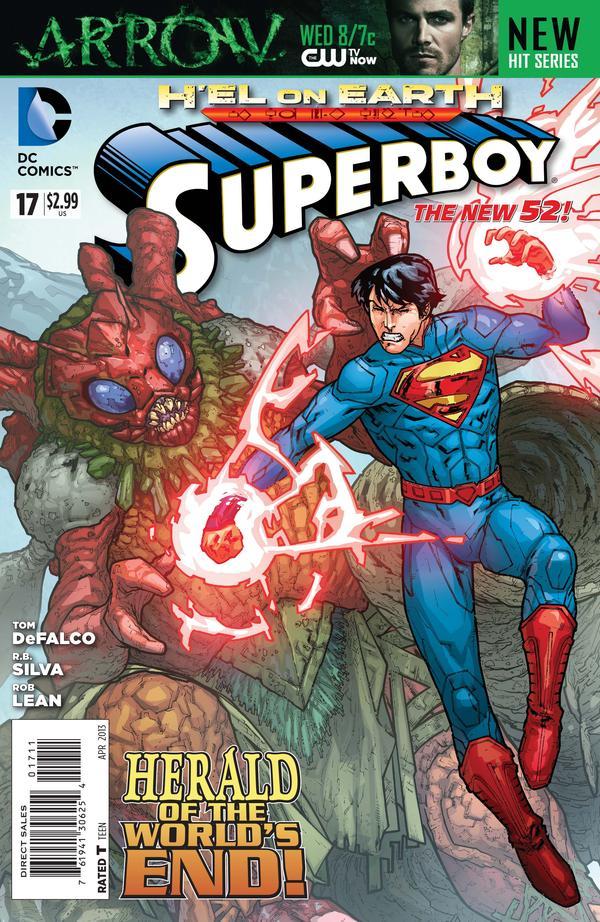 Superboy #17