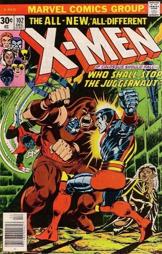The X-Men #102