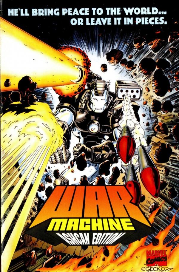 War Machine #Ashcan Edition