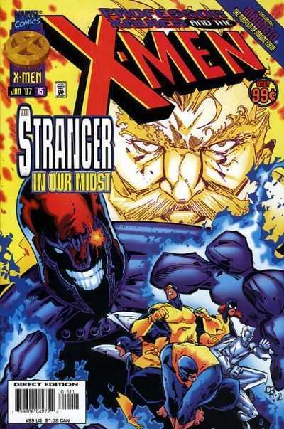Professor Xavier and the X-Men #15