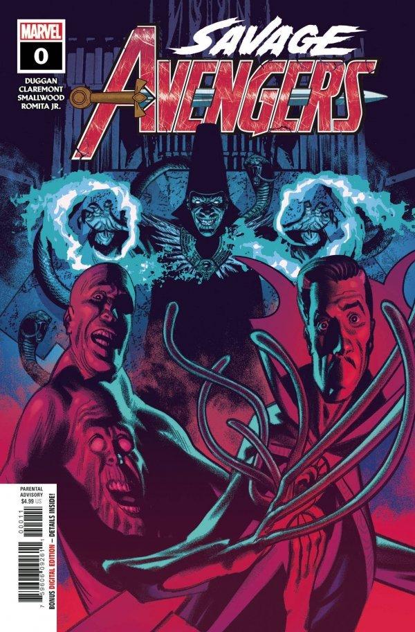 Savage Avengers #0