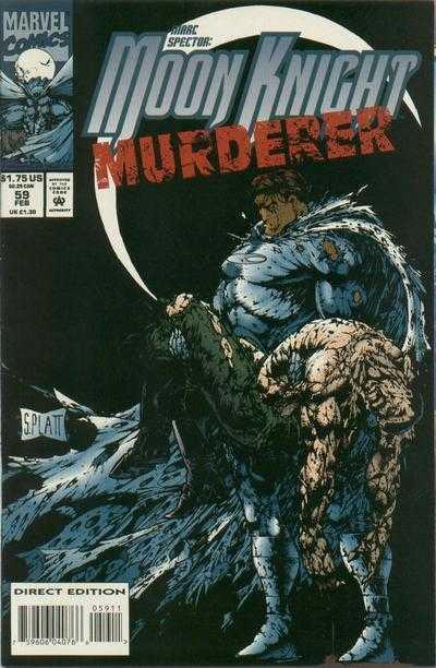 Marc Spector: Moon Knight #59