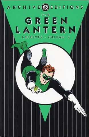 Green Lantern Archives Vol. 3 HC