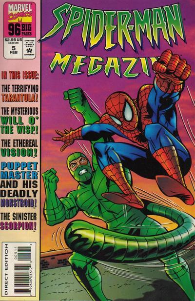 Spider-Man Megazine #5