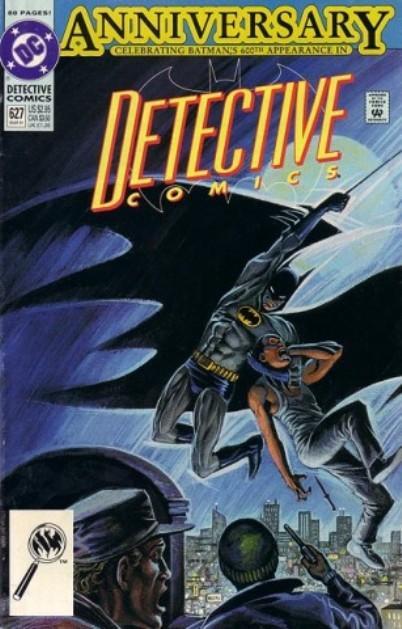 Detective Comics #627