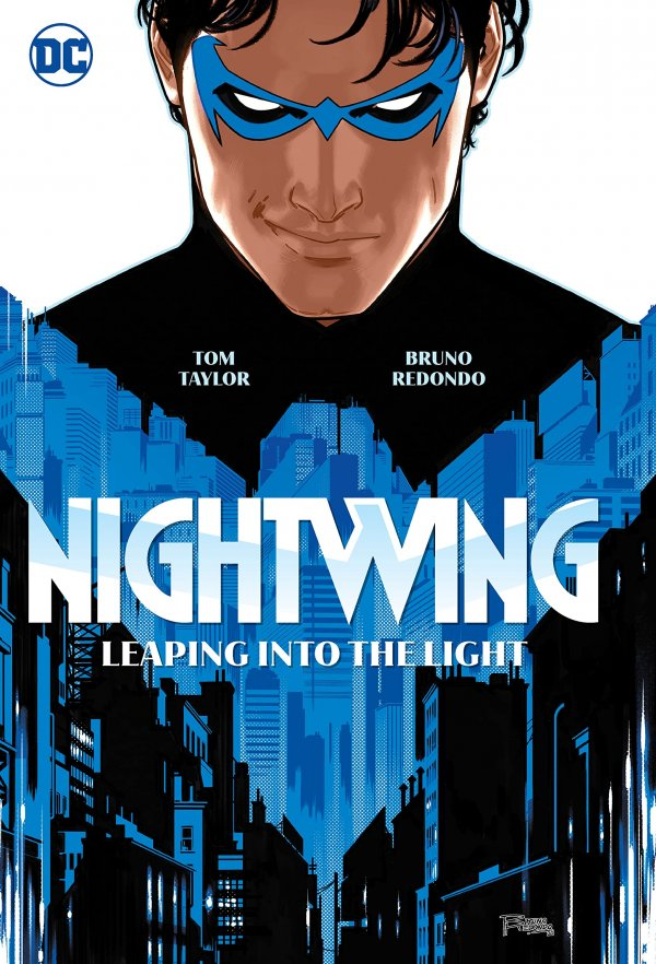 Nightwing Vol. 1: Leaping Into the Light HC