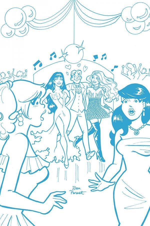 Red Sonja & Vampirella Meet Betty & Veronica #6