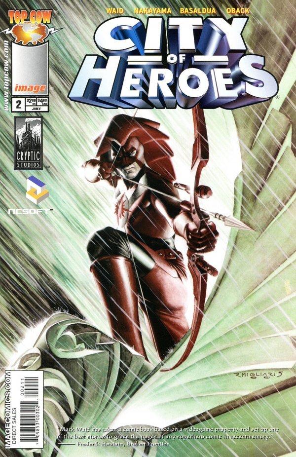 City of Heroes #2