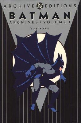 Batman Archives Vol. 1 HC
