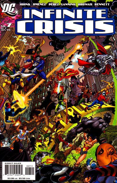 Infinite Crisis #7