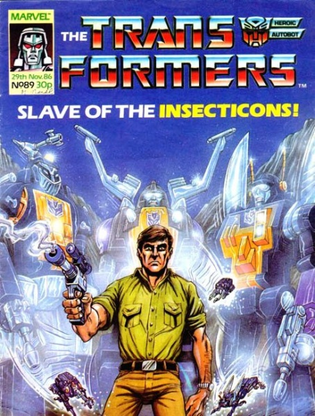 The Transformers #89