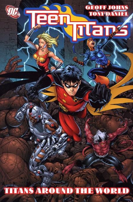 Teen Titans Vol. 6: Titans Around the World TP