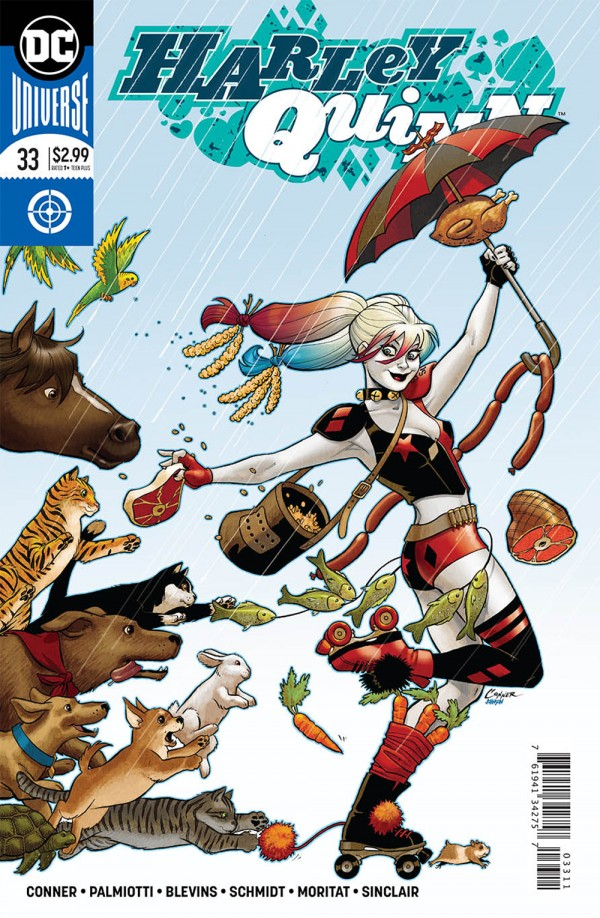Harley Quinn #33