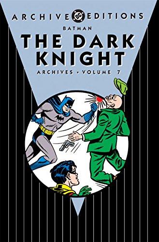 Batman: The Dark Knight Archives Vol. 7 HC