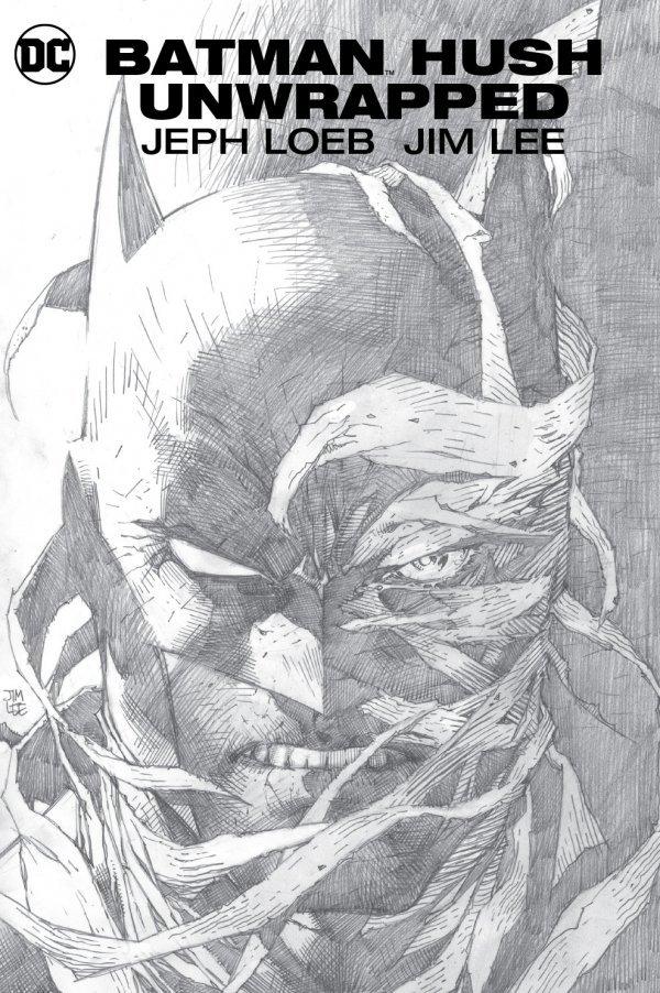 Batman Hush Unwrapped New Ed HC