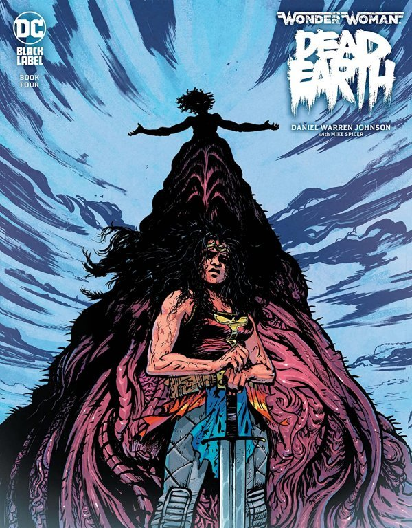 Wonder Woman: Dead Earth #4