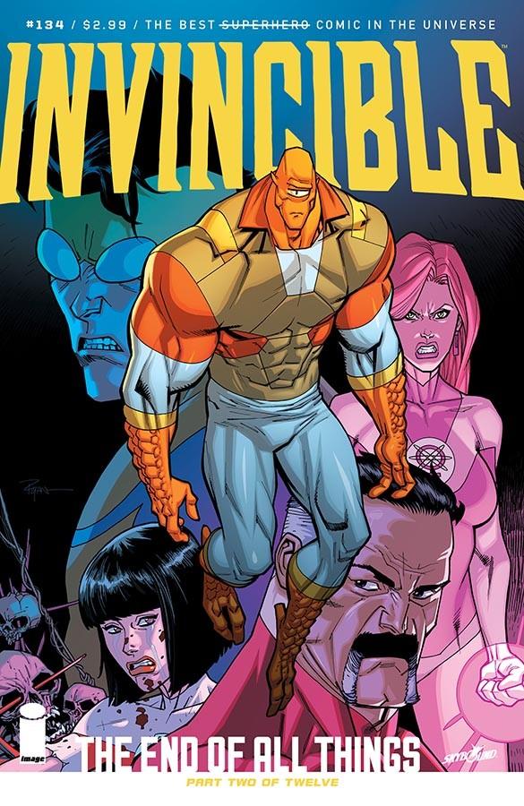 Invincible #134