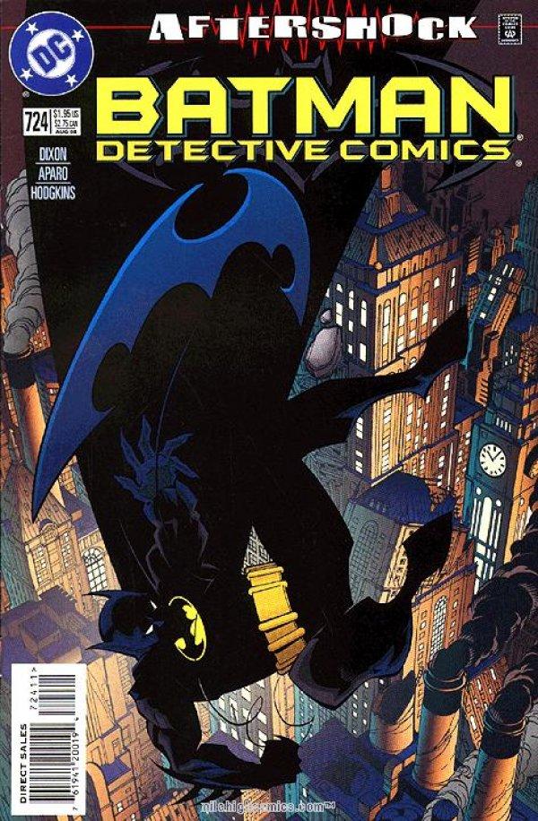 Detective Comics #724
