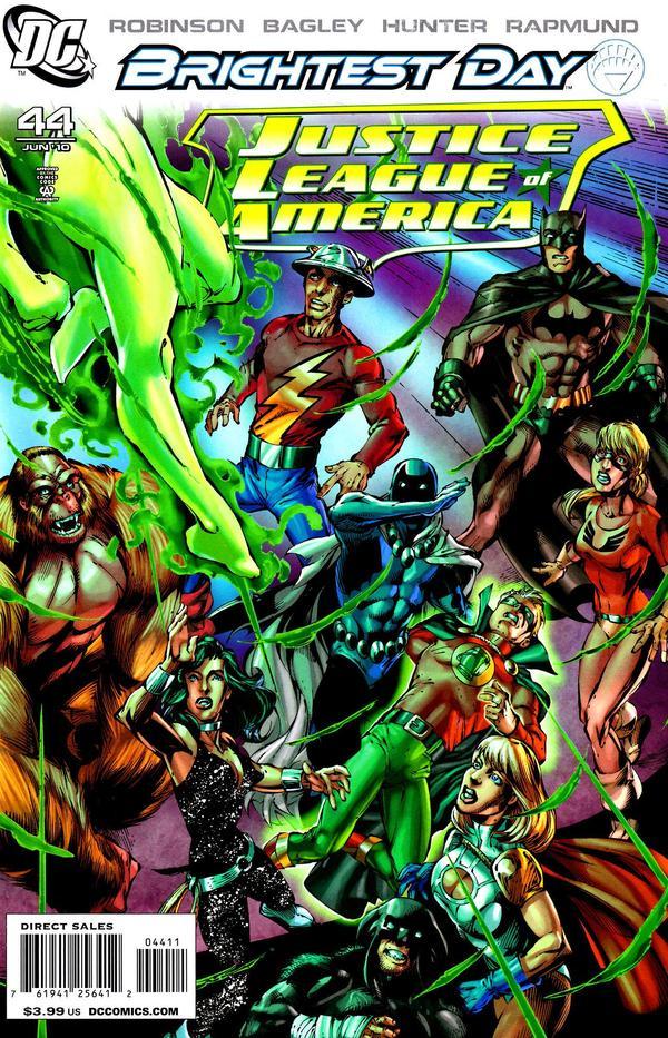 Justice League of America #44