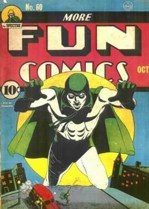 More Fun Comics #60