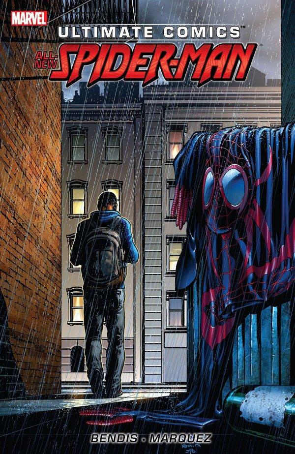 Ultimate Comics Spider-Man Vol. 5 TP