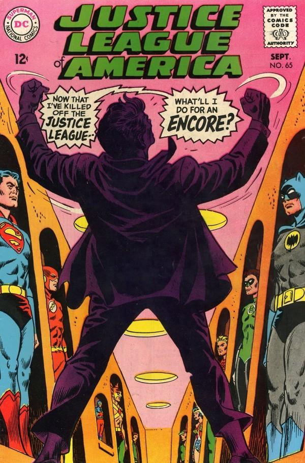 Justice League of America #65