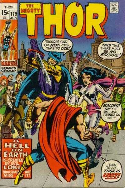The Mighty Thor #179