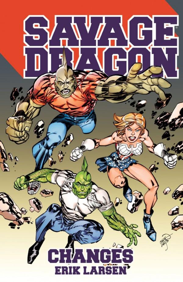 Savage Dragon Vol. 26: Changes TP