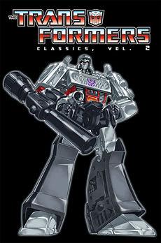 Transformers Classics Vol. 2 TP
