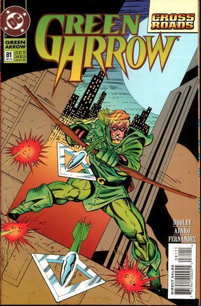 Green Arrow #81