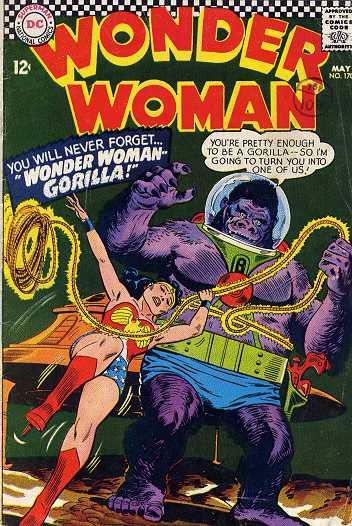 Wonder Woman #170