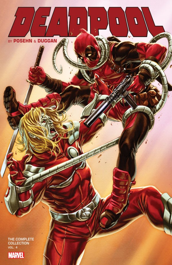 Deadpool By Posehn & Duggan: The Complete Collection Vol. 4 TP