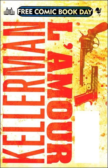 Free Comic  Book Day 2013: Kellerman L'Amour #1