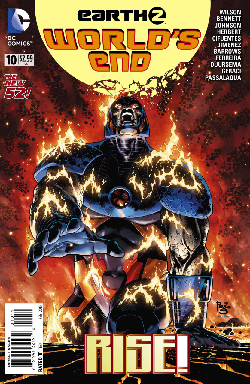 Earth 2: World's End #10