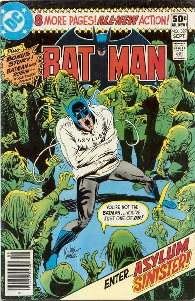 Batman #327