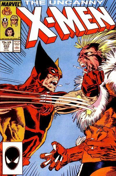 Uncanny X-Men #222