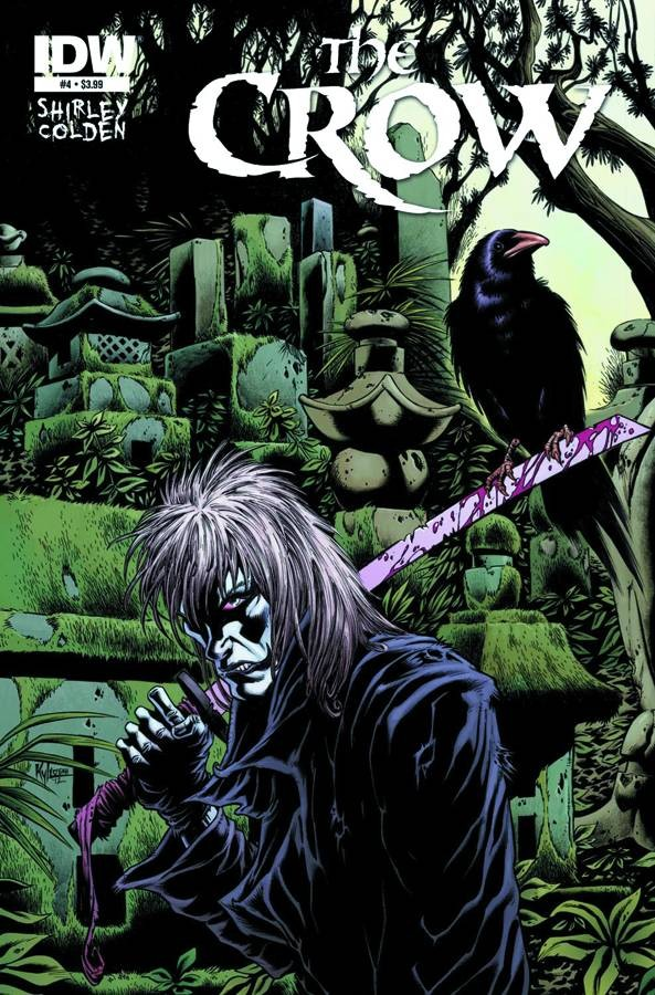 The Crow: Death and Rebirth #4