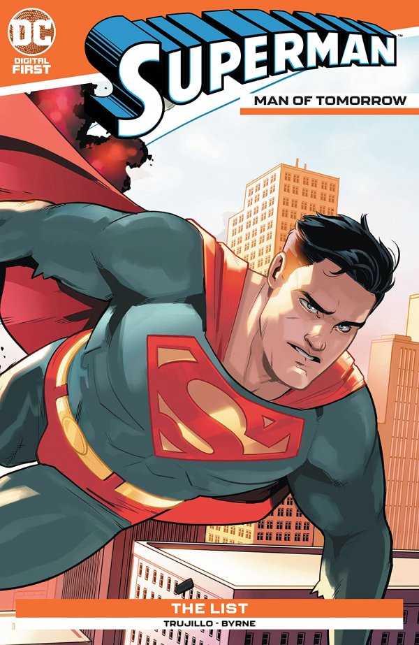 Superman: Man of Tomorrow Chapter #20