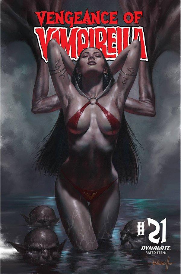 Vengeance of Vampirella #21