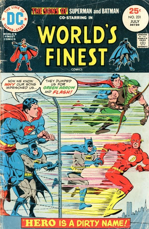 World's Finest Comics #231