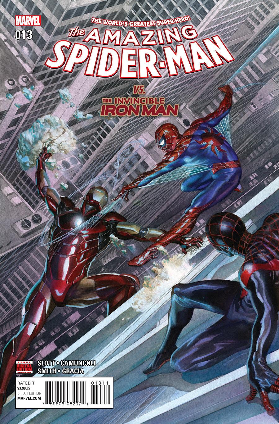 The Amazing Spider-Man #13