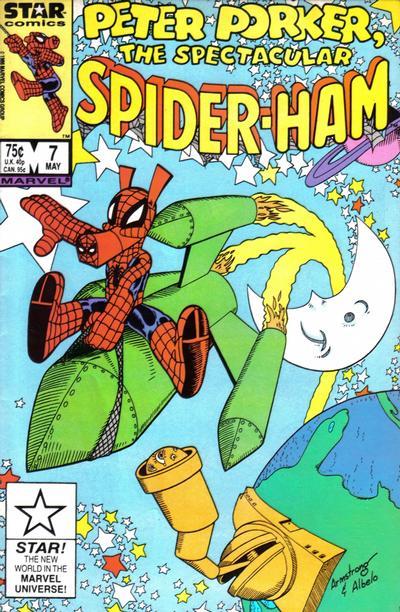 Peter Porker, The Spectacular Spider-Ham #7