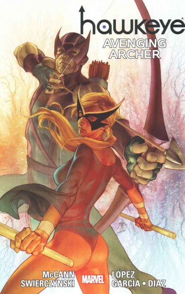 Hawkeye: Avenging Archer TP