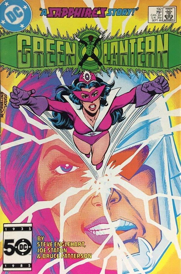 Green Lantern #192