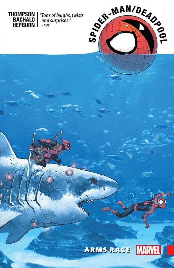 Spider-Man / Deadpool Vol. 5: Arms Race TP